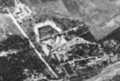 Fort VI Jarema Wiśniowiecki (Toruń, Poland) seen by the American reconnaissance satellite Corona 98 (KH-4A 1023) (1965-08-23).png
