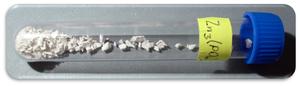 Zinc phosphate - Image: Fosforečnan zinečnatý