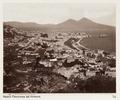 Fotografi från Neapel, Italien. Panorama dal Vomero - Hallwylska museet - 106830.tif