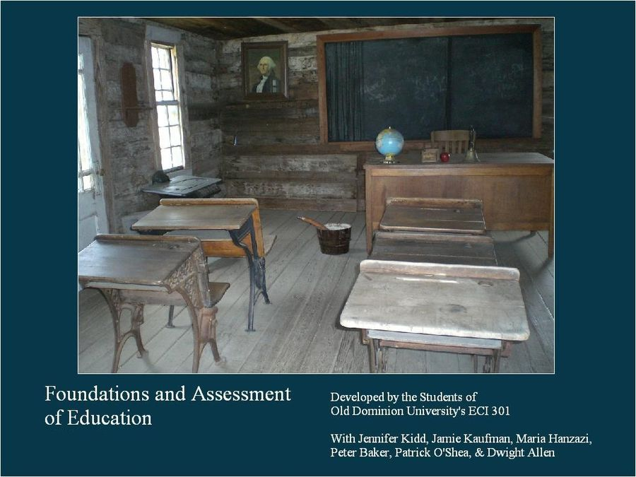 Foundations and Assessment of Education Cover.jpg