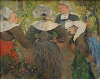 Four Breton Women Paul Gauguin 1886.jpg