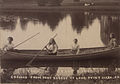 Four brave girls crossed from Port Ryerse to Long Point, July 20, 07 (HS85-10-18762).jpg