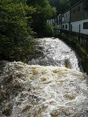 River Fowey - River Fowey at Trago Mills