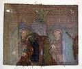 Frammento di dalmatica con san trifone e altri santi, xv sec. 03.JPG