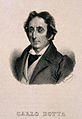 Francesco (Carlo) Giuseppe Guglielmo Botta. Lithograph by J. Wellcome V0000686.jpg