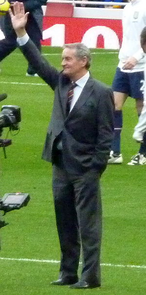 Frank McLintock - McLintock pictured in December 2009.