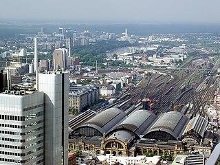 Public transport in Frankfurt am Main
