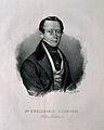 Franz Wilhelm Lippich. Lithograph by A. Sorgato, 1837. Wellcome V0003612.jpg