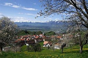 Spring in Vorarlberg
