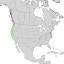 Fraxinus latifolia range map 1.png