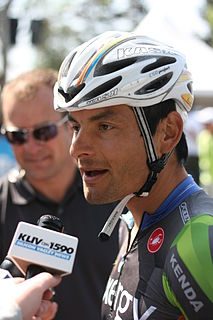 Fred Rodriguez American road racing cyclist
