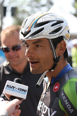 Fred Rodriguez al Tour de California de 2012