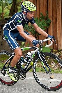 Fredy González Colombian racing cyclist