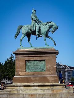 Equestrian statue of Frederick VII
