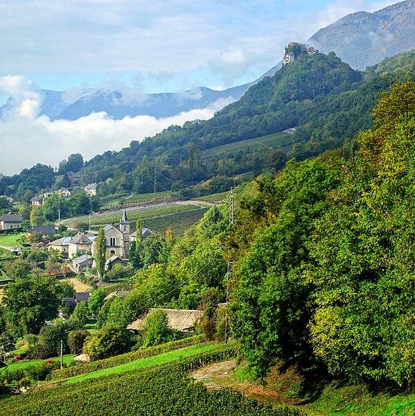 Freterive, Savoie