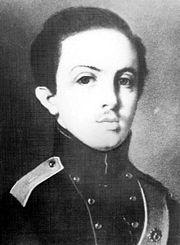 Friedrich Engels as a soldier