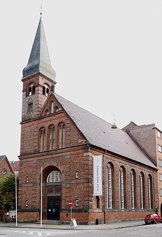 Church of the Free Port - Image: Frihavnskirken Copenhagen