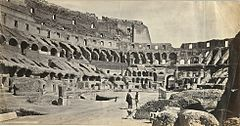 Frith, Francis (1822-1898) - Colosseum, Rome - ca. 1870s.jpg