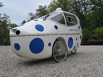 Velomobile - Cab-Bike