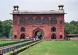 Fuerte Rojo de Delhi (India) - Página 2 250px-Fuerte_Rojo_Delhi_1