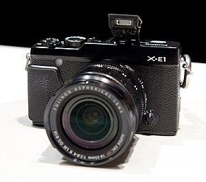 Fujifilm X-E1 - Image: Fujifilm X E1 01
