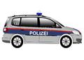 Funkstreifenwagen (VW Touran ) Polizei Österreich.png