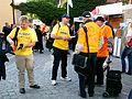 Funktionärer på Donners Plats Almedalsveckan 2014 Visby.jpg