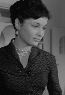 Yvonne Furneaux French actress