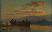 Fyodor Vasilyev Sunset on the Volga.jpg