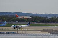 G-EZWL - A320 - EasyJet