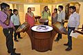 GMM and CMD Officers Checking Exhibit - Gandhi Memorial Museum - Barrackpore - Kolkata 2017-03-31 1312.JPG