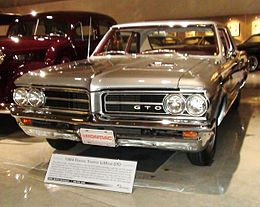 GM Heritage Center - 036 - Cars - 1964 GTO.jpg