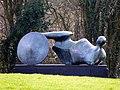 GOC Much Hadham 130 Goslar Warrior, Henry Moore (15135442692).jpg