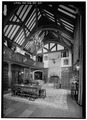 GREAT HALL, LOOKING SOUTH - Stan Hywet Hall, 714 North Portage Path, Akron, Summit County, OH HABS OHIO,77-AKRO,5-54.tif