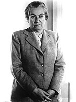 Gabriela Mistral, Nobel Prize for Literature (1945).