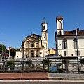 Gaggiano - Chiesa Sant' Invenzio e torretta - panoramio.jpg
