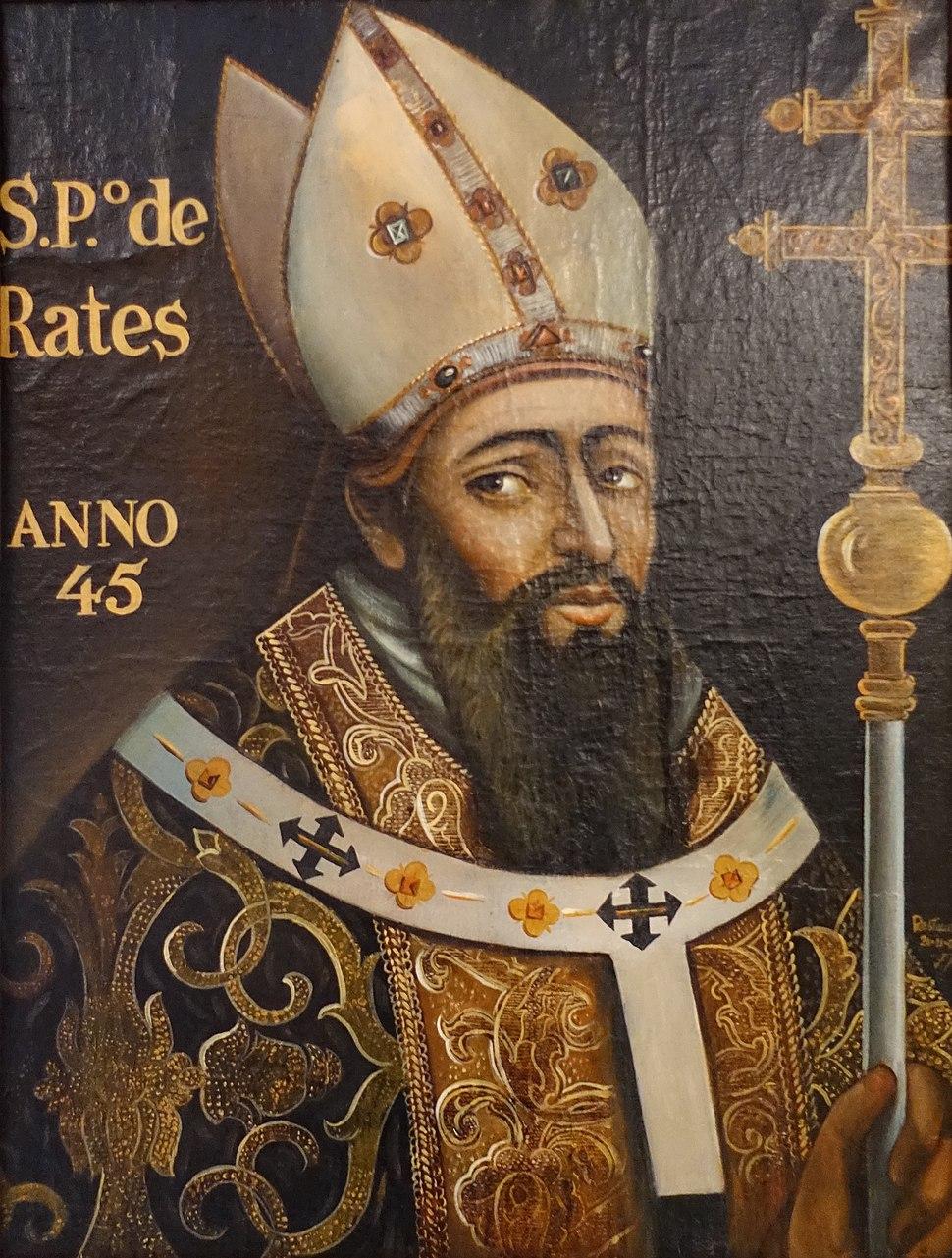 Galeria dos Arcebispos de Braga-S. P.º de Rates (cropped)