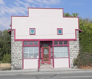 National Register of Historic Places listings in Lincoln County, Idaho