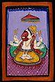 Ganesha. Gouache drawing. Wellcome V0044953.jpg