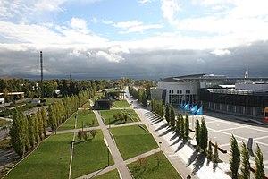 Garching bei München - Garching Research Center (Garching-Forschungszentrum)