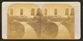 Garden behind the steam fire engine house, from Robert N. Dennis collection of stereoscopic views.png