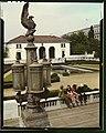 Garden of Pan American Union Building, Washington, D.C. LCCN2017878937.jpg