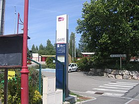 Image illustrative de l'article Gare de Bartenheim