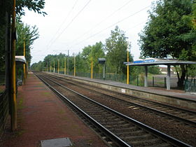 Image illustrative de l'article Gare de Coron-de-Méricourt
