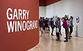 Garry Winogrand exhibition, San Francisco Museum of Modern Art, 2013.jpg