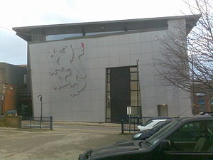 Gatecrasher - Gatecrasher One, formerly The Republic (Now demolished)