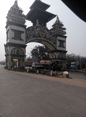 Raxaul - Gateway to Nepal outside Birgunj