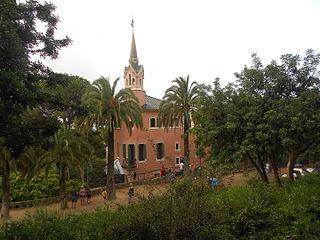 Дом-музей Гауди (Casa museu Gaudi)