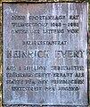 Gedenktafel Fritz-Wildung-Straße 9 (Schmar) Heinrich Evert.jpg