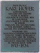 Karl Hofer -  Bild